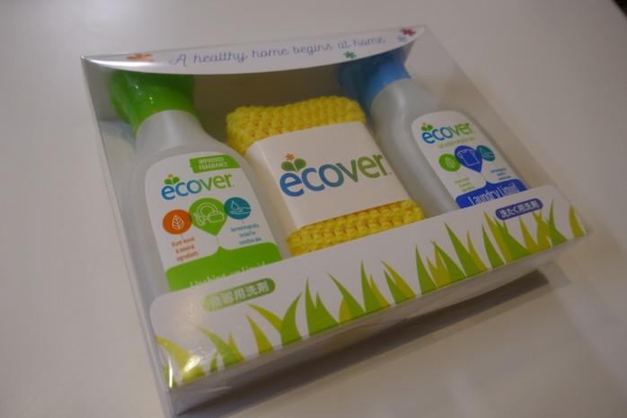 ベルギー産のエコ洗剤 『エコベール』ミニボトルは キャンプ洗剤に便利