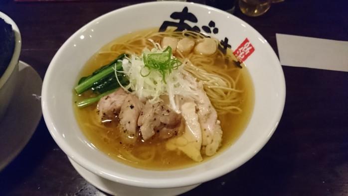 『麺屋あごすけ』 新潟県下屈指の人気ラーメン店 ランキング上位常連!上越市で行列とラーメンを味わう