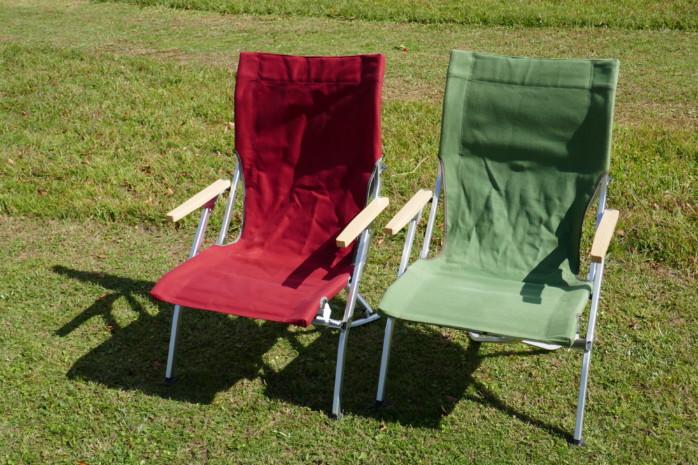 買ってよかったキャンプ道具 ソファーチェア感覚の座り心地 ロースタイルに最適 スノーピーク ローチェア30