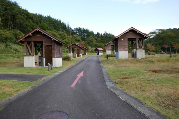 関川村『大石オートキャンプ村』ファミリーや初心者も安心の高規格キャンプ場