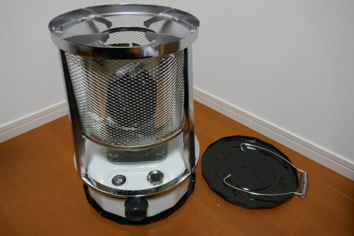 キャンプの暖房を考える。 某国の灯油ストーブ、『偽パカストーブ』が届いたので開封してみた