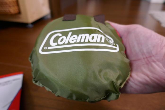 コールマン ハンギングドライネットⅡを購入。開封してみる