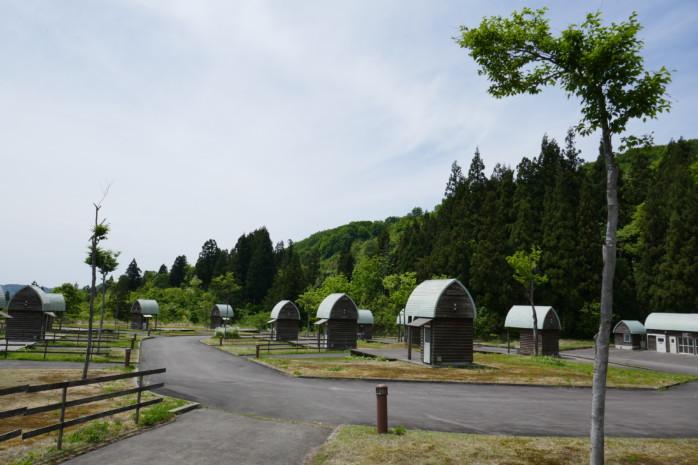 北魚沼『入広瀬(いりひろせ)越後ハーブ香園オートキャンプ場』 初心者にもおすすめ!安心の高規格キャンプ場
