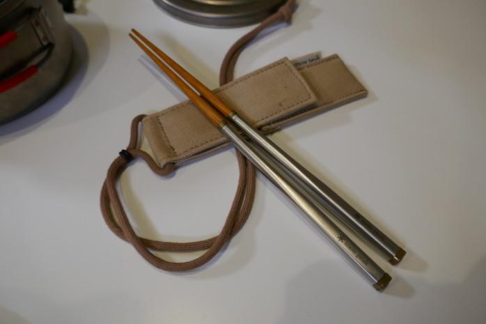 スノーピーク和武器(わぶき) 精巧な造りのMy箸でちょっとした贅沢気分を味わう