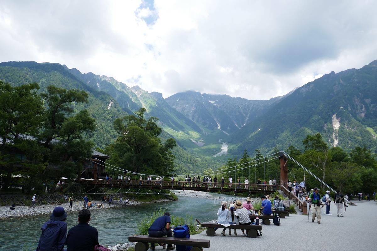 夫婦2人で2泊3日槍ヶ岳登山に行ってみた。装備リストとコースタイムまとめ