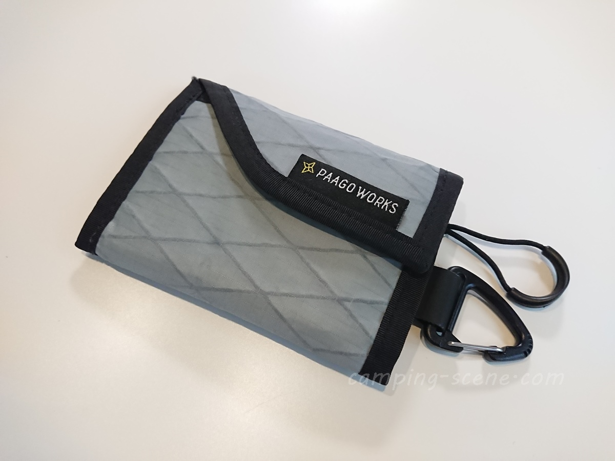 普段使いも得意なアウトドア財布。『パーゴワークス・トレイルバンクM』を使ってみたら最高だった。