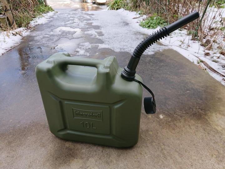 キャンプと家で使える10ℓのイケてる灯油タンク7選